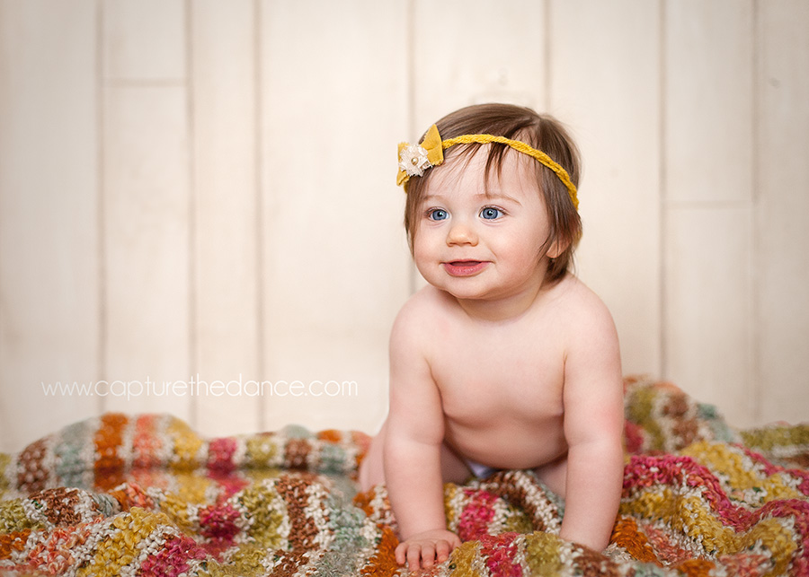 woodlands baby portraits