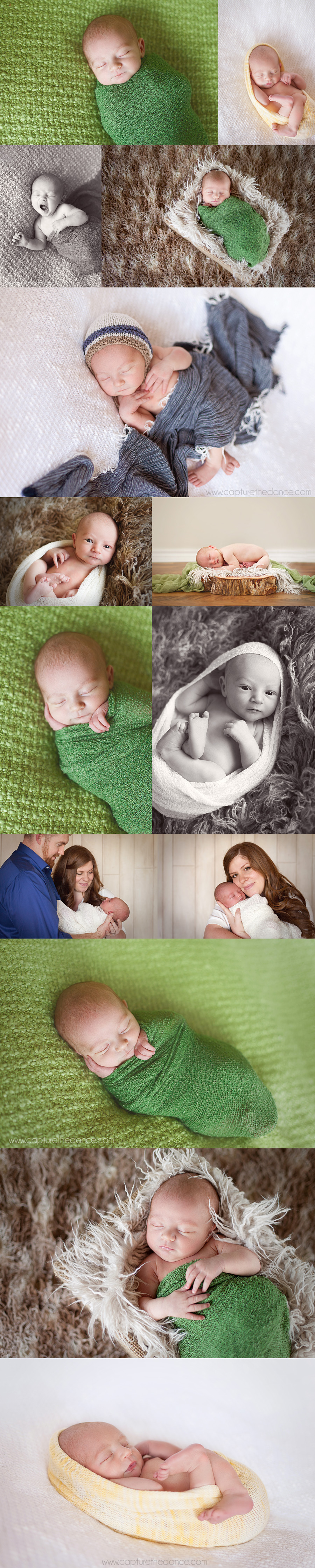 woodlands newborn pictures