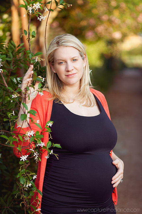 The Woodlands Maternity Portraits