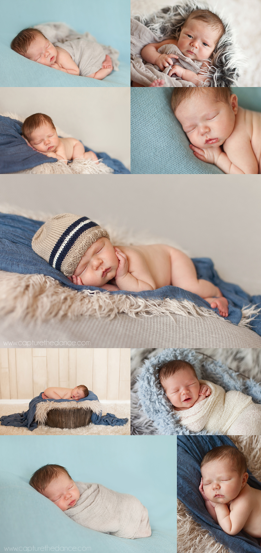 Conroe Newborn Photography
