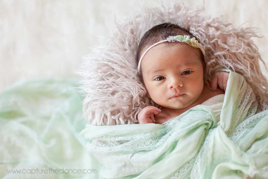 The Woodlands Newborn Portraits